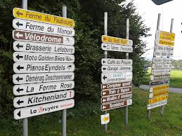 French directions